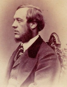 Walter Whitmore, Secretary of the National Croquet club, organised the 1870 York tournament and competed in it