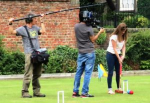 Channel 4 at York Croquet Club